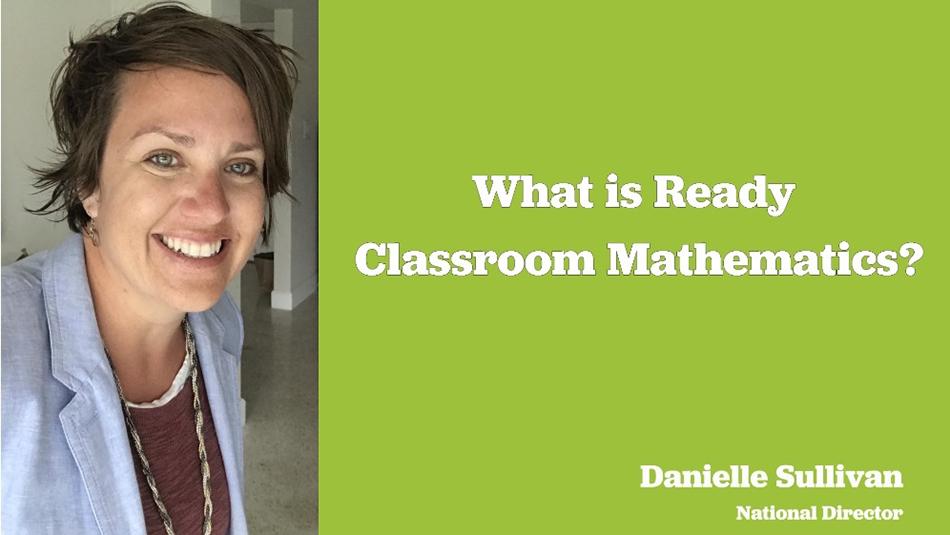 Video describing the i-Ready Classroom Mathematics program.